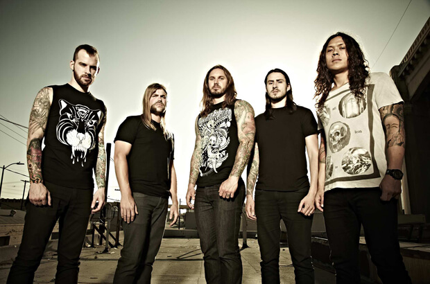As I Lay Dying (US) – AUSVERKAUFT!