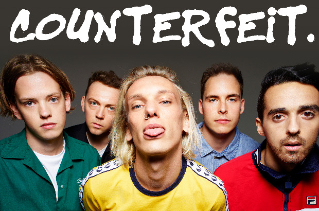 Counterfeit. (UK)
