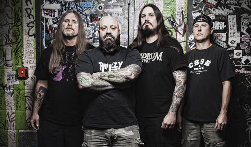METALMAYHEM: CROWBAR (USA), UNDERTOW (DE),  ZATOKREV (CH)