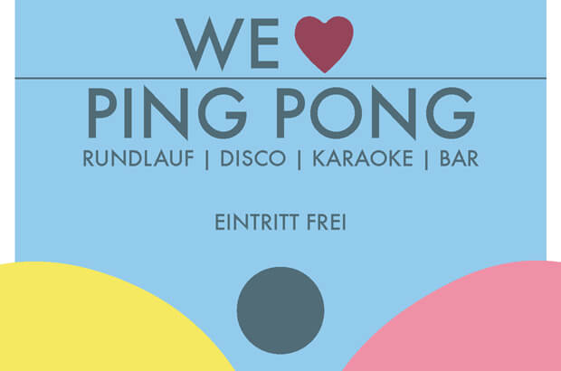 WE LOVE PING PONG | BADASS BETTY KARAOKE | DJ 3 PUNKT DOPPEL S & DJ TERA
