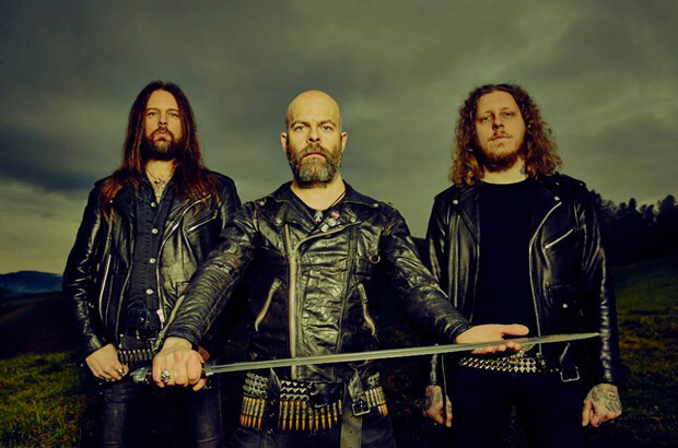METALMAYHEM: GRAND MAGUS (SWE)