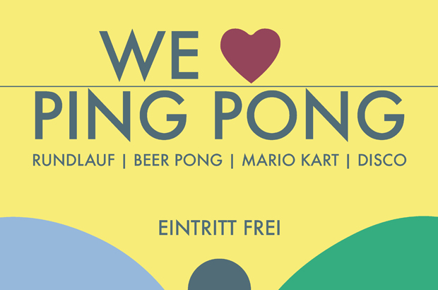 WE LOVE PING PONG