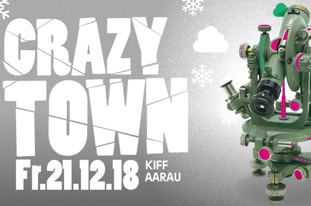 CRAZY TOWN - CHRISTMAS EDITION
